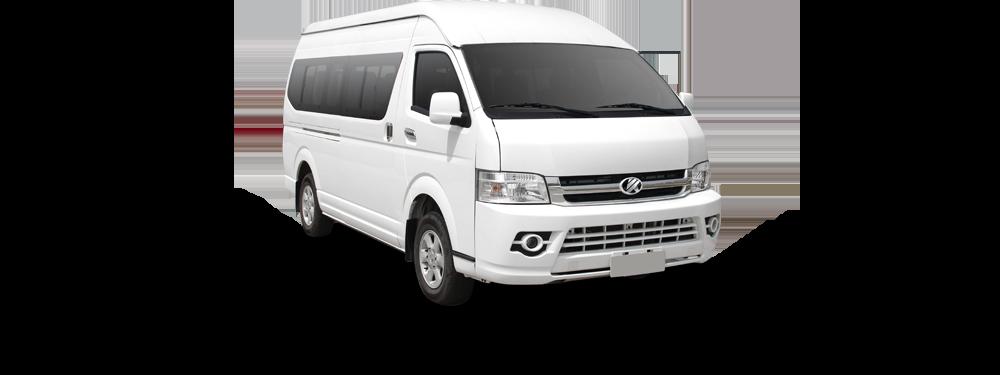 16 seater mini-bus DB6