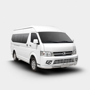 7 to 16 seater minibus 5.4meter short wheelbase (LHD) Gasoline Euro 2 diesel Euro 3-Kingstar BD6