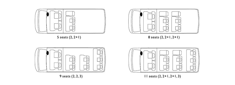 mini-VW5 seater