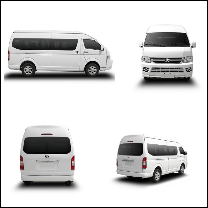 mini-bus BD6 exterior