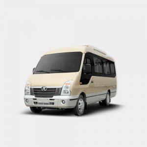 19 to 22 seater minibus 6 meter long wheelbase diesel-Kingstar minibus VW6