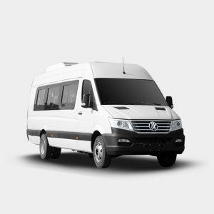 9-23 seater minibus 7.5meter long-wheelbase EUROV-Kingstar Y7