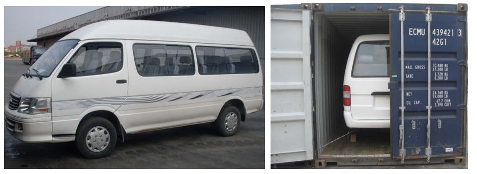 small coach bus