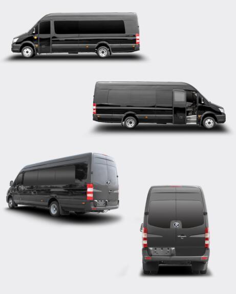15 passenger bus