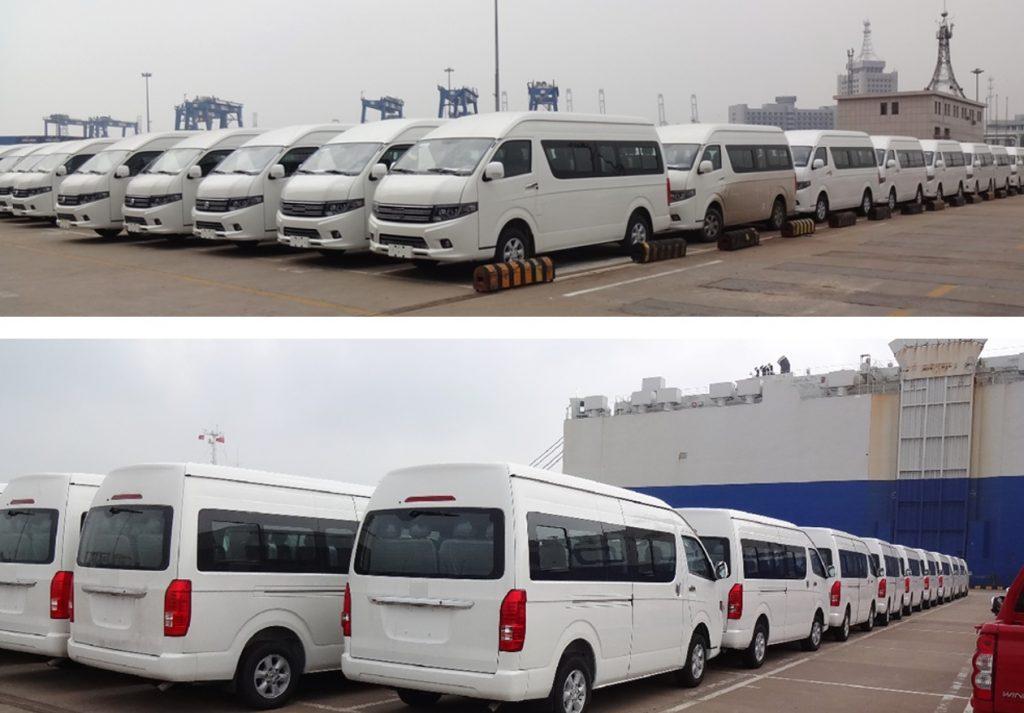 15 passenger shuttle bus for sale