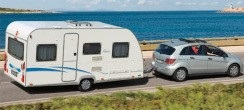 Mini camper van