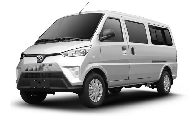 hybrid minibus