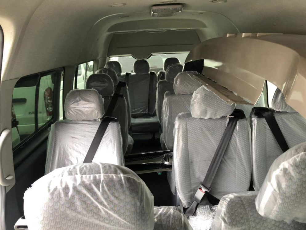 12 seater minibus
