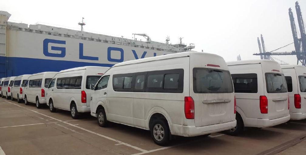 15 seats Minibus for sale