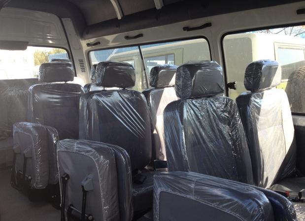 12 seater minibus taxi