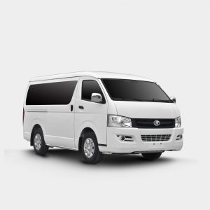 7 seat Mini-bus -Kingstar J4 7(2+2+3) Seats short wheelbase