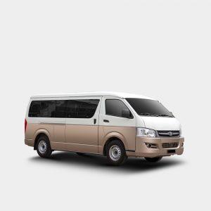 Transit minibus-Kingstar Minibus J5 (14-20 Seats)