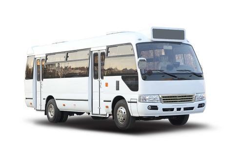 automatic minibus