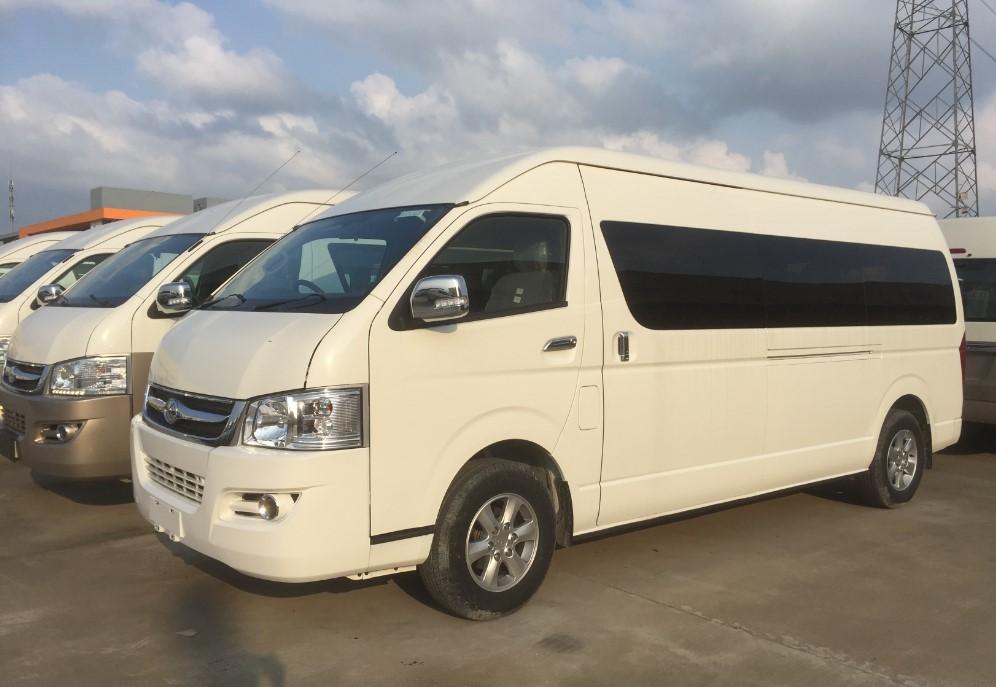 minivan lease deals