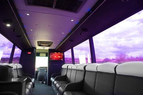 party minibus