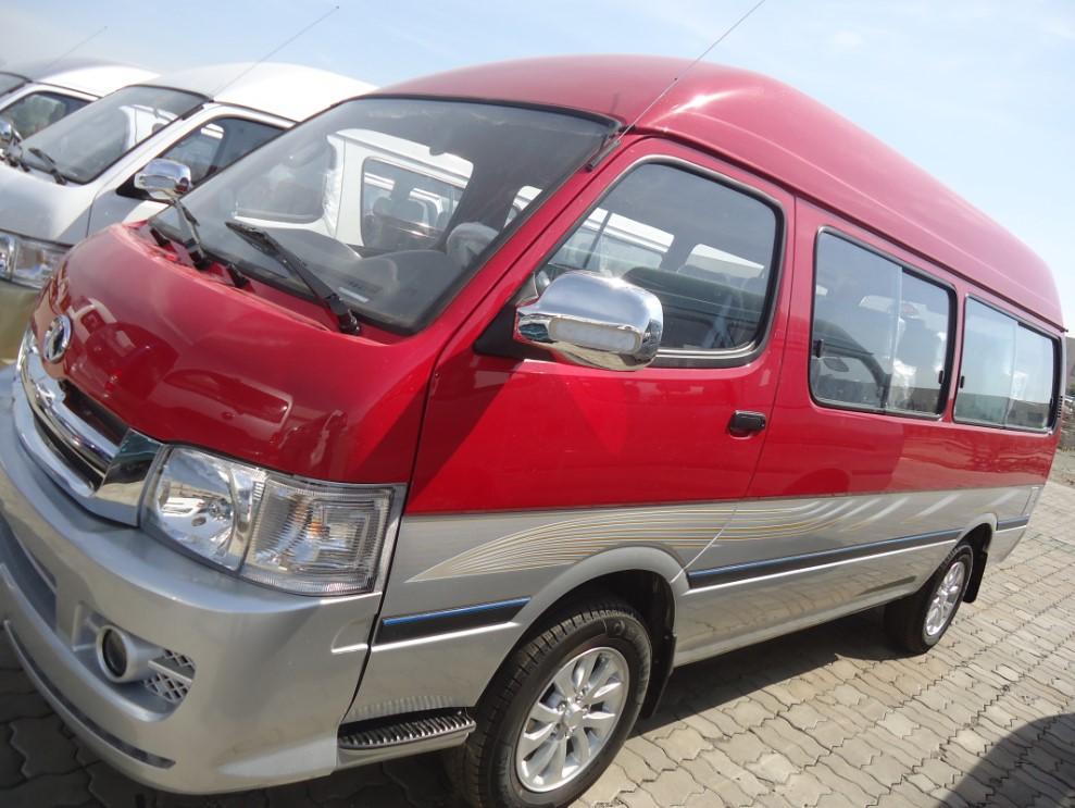 2019 minivan