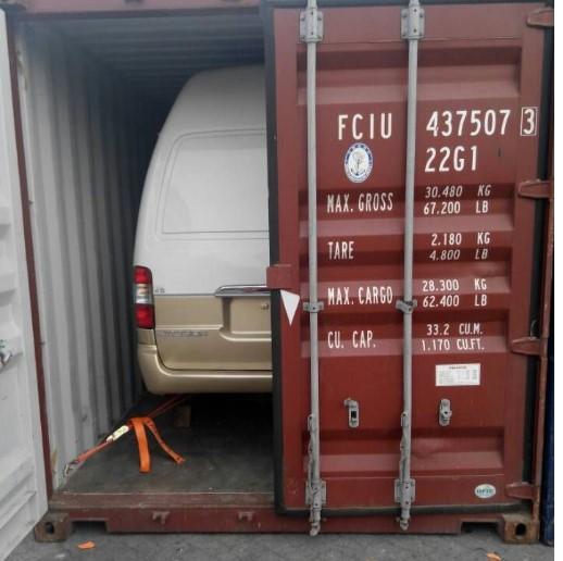 best small cargo van