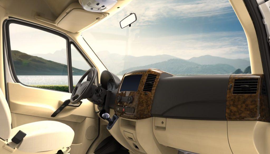 Luxury Minibus For Sale