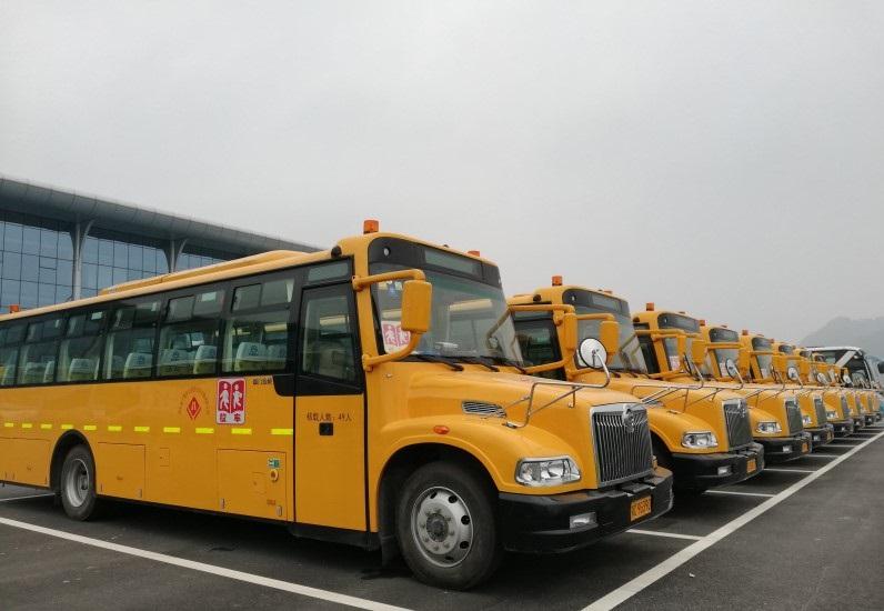 Mini School Buses