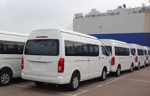 minibus bus