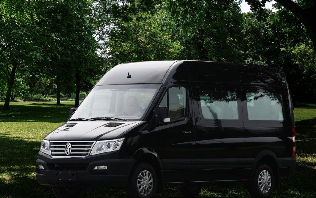 mini tour bus
