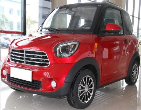 electric mini-bus