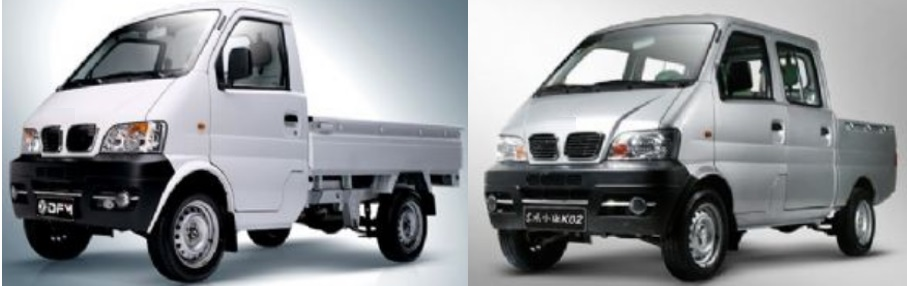 new Minivan Truck