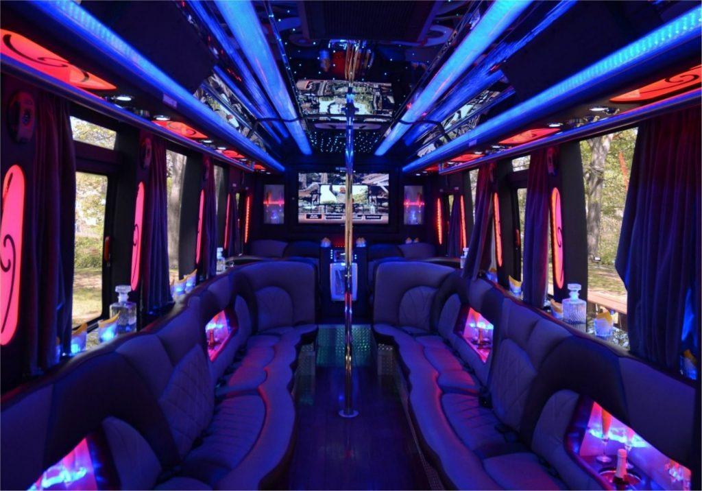 party bus companies