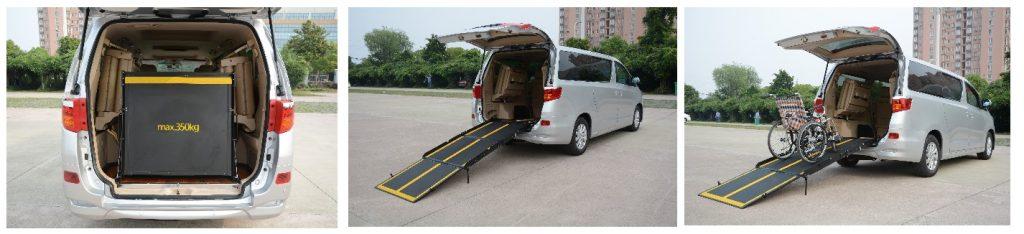Wheelchair Minibus For Sale