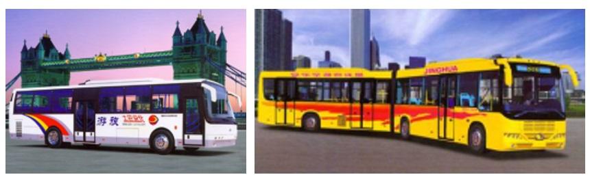 passenger coach bus