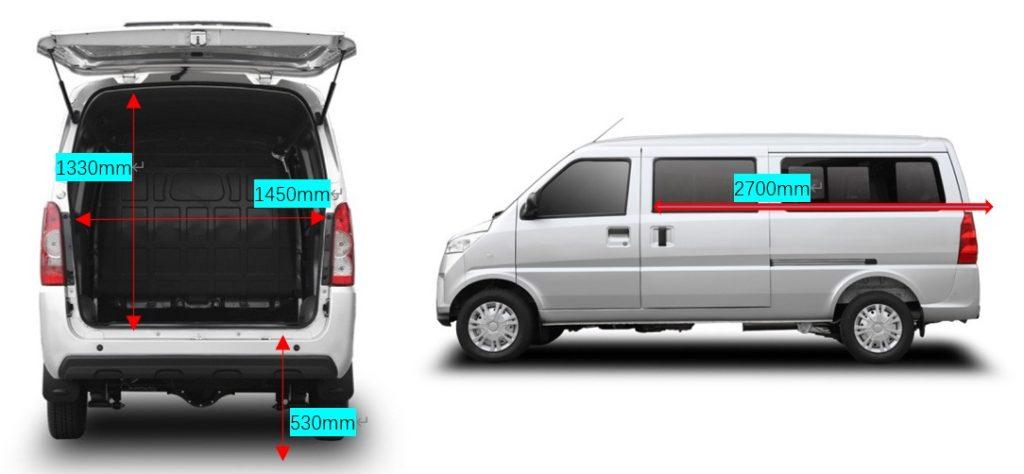 Minivan Chinas