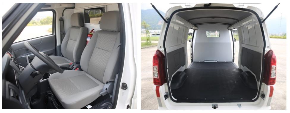 new small van
