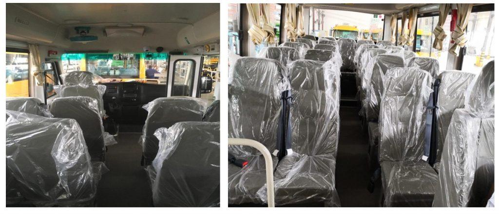 seat minivan