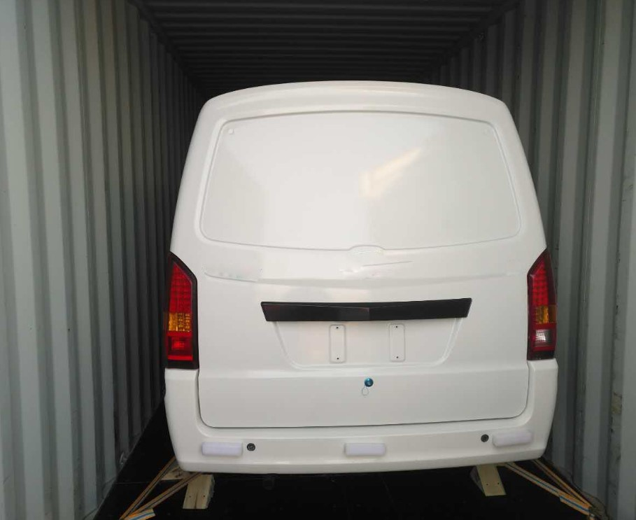 most reliable small cargo van