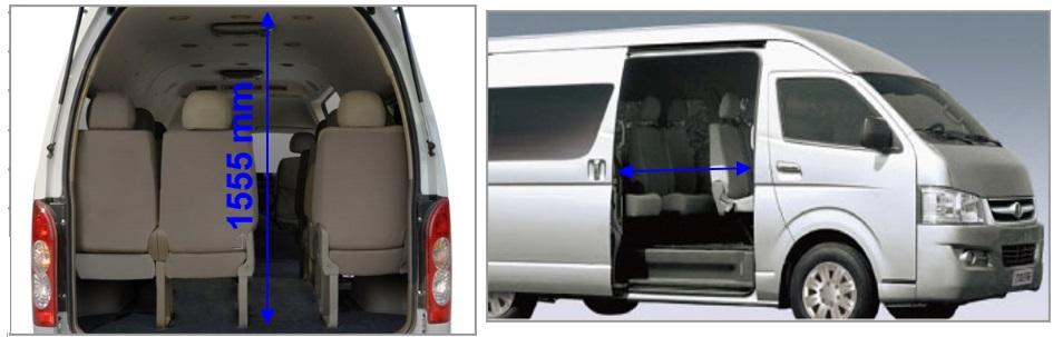 Accessible Minibus