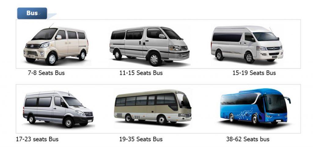 Mini-bus booking