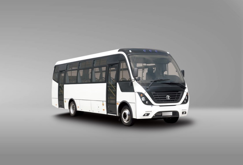 China city bus