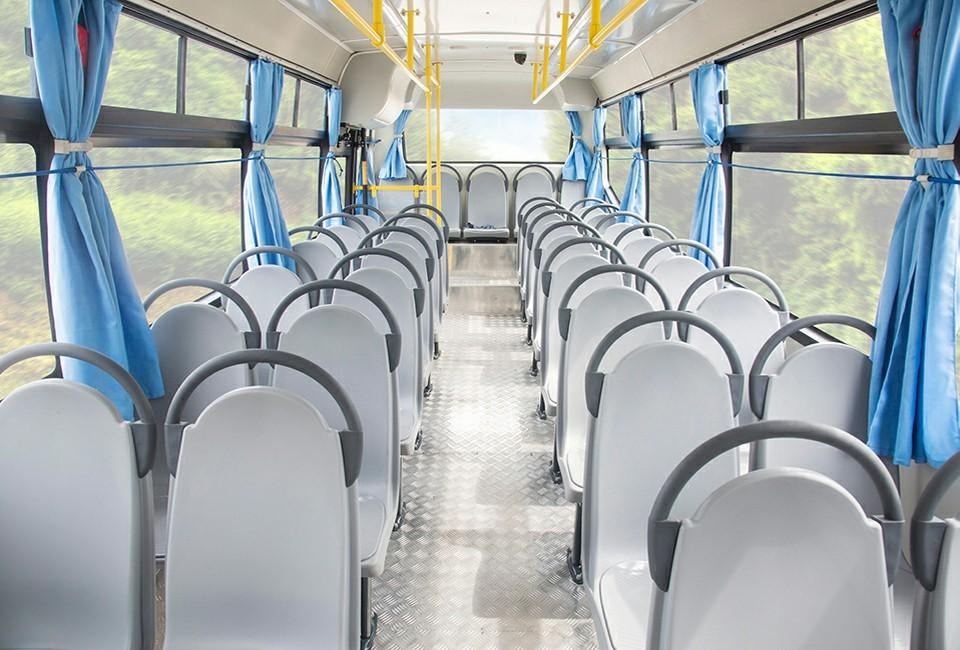 city bus prices