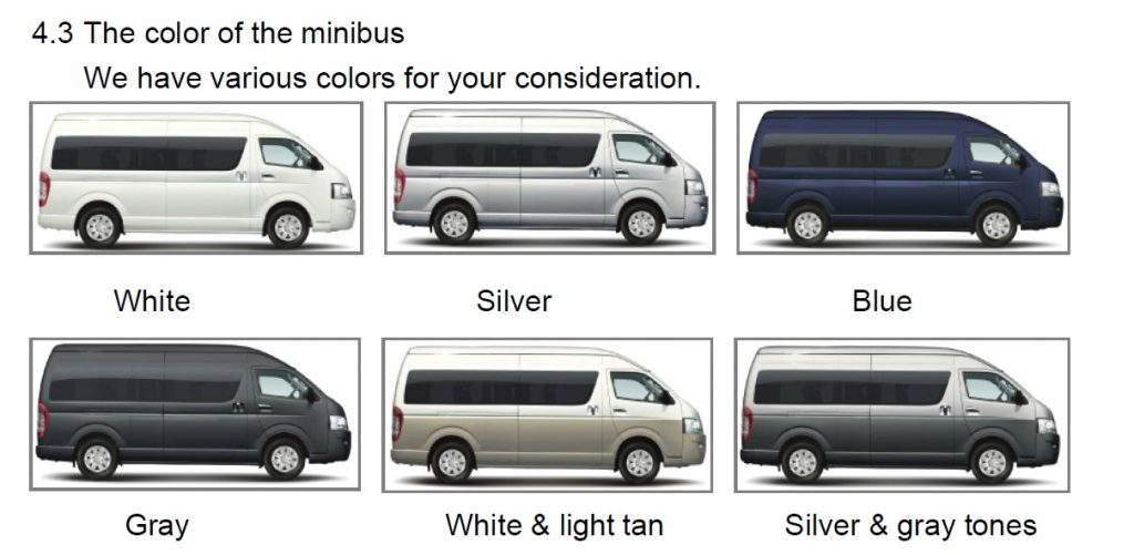 17 Seater Minibus For Sale UK