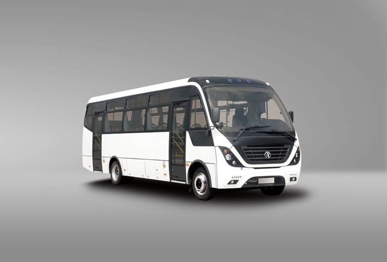 all electric minibus