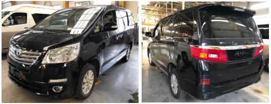 2020 minivans for sale