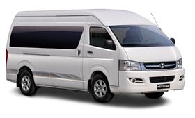 mini bus booking price