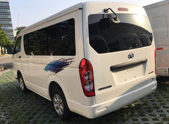 12 Seater Passenger Van