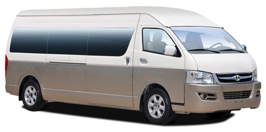 Minibus Producing Factory