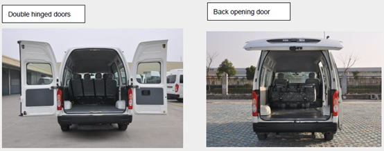 15 Passenger Minibus for Sale