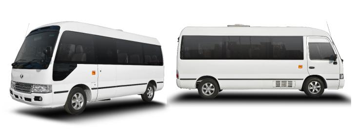15 Passenger Mini Bus