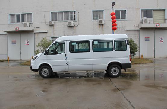 Minivan Commercial