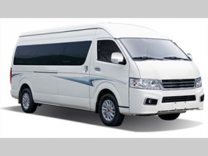 Perfect 20 Seater Mini Bus for Travel from KINGSTAR