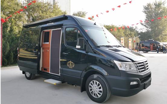 Minibus Motorhome
