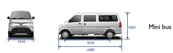 mini bus 9